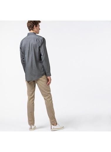 Lacoste Erkek Slim Fit Pantolon HH0005T.05K Kahve